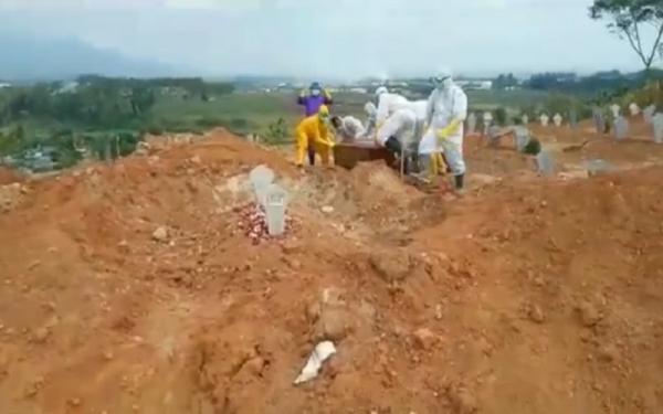 Update Covid-19 Jateng per 12 Agustus: Angka Kematian Tambah 20, Terbanyak se-Indonesia