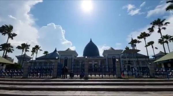Masjid Al Akbar Tiadakan Salat Idul Adha, Takbir Digelar Virtual Bersama Atta Halilintar