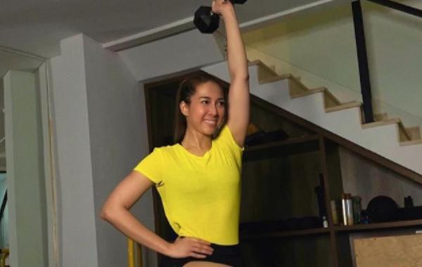 Andrea Dian hingga Jennifer Bachdim Ajak Masyarakat Tingkatkan Imunitas dengan Olahraga