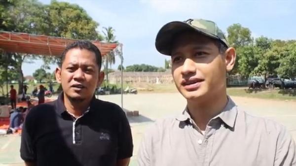 Aktor Lian Firman Maju Jadi Wakil Wali Kota Cilegon Banten dari Jalur Independen