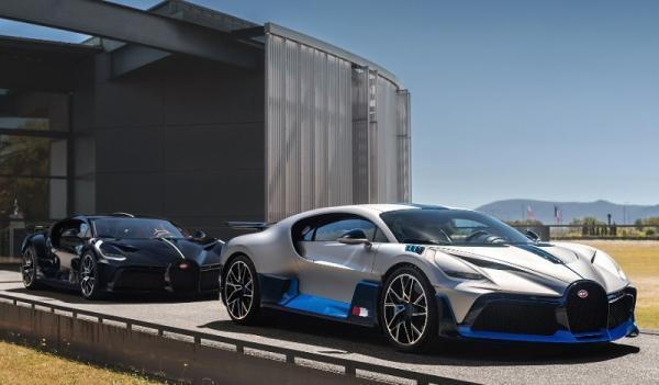 Dibanderol Rp86 Miliar, Bugatti Divo Siap Dikirim ke Konsumen