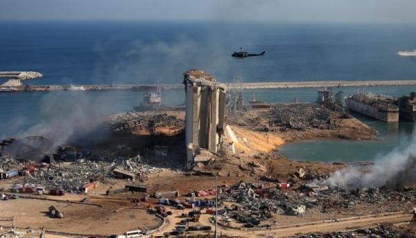 Banyak Warga Asing Hilang akibat Ledakan Lebanon, Umumnya Pekerja Pelabuhan