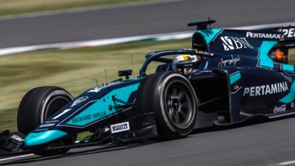 Sean Gelael Berharap Hasil Lebih Baik pada Balapan Kedua di Silverstone