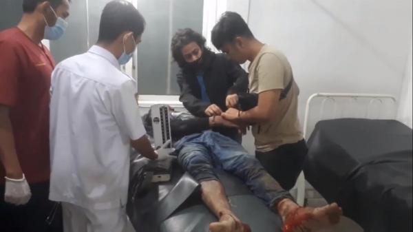 Melawan Pakai Golok, Residivis di Padang Pariaman Ambruk Ditembak Polisi