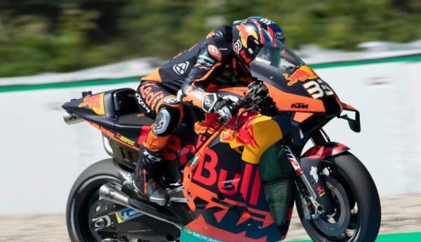 Hasil MotoGP Ceko 2020: Kejutan, Brad Binder Bawa KTM Menang untuk Pertama Kali