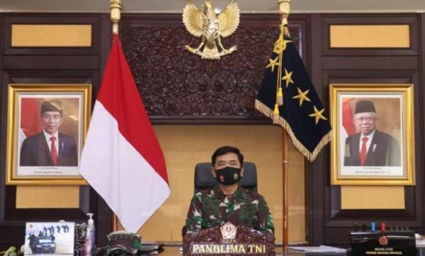 Mutasi TNI, Pangdam Pattimura Dijabat Mayjen Jeffry Apoly Rahawarin