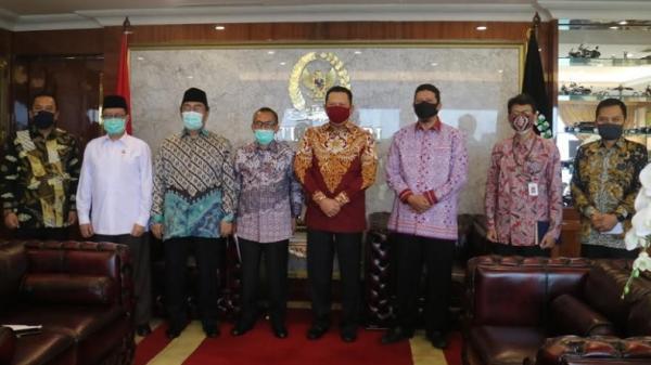 DKPP Bersama MPR dan KY Bahas Rencana Konvensi Etika Berbangsa