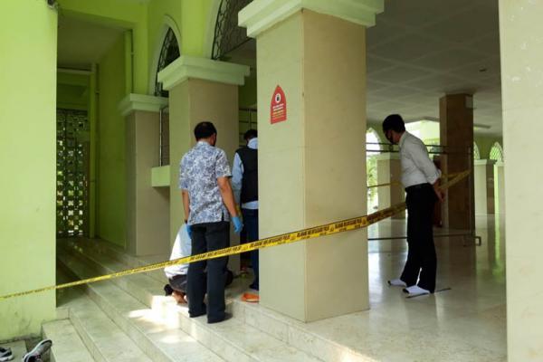 Benda Mencurigakan Mirip Bom Ditemukan di Masjid Kampus UNY