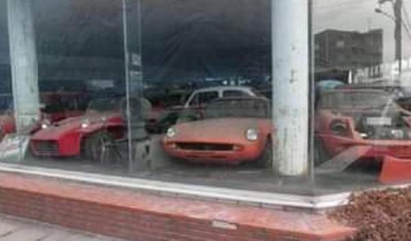 Toyota Corolla dan Celica Klasik Ditemukan Terbengkalai di Kota Mati Siprus