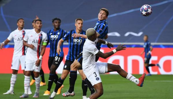 Dramatis! PSG Singkirkan Atalanta dari Liga Champions