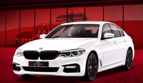 BMW Luncurkan Seri 520i dan MINI Edisi Spesial Kemerdekaan Indonesia