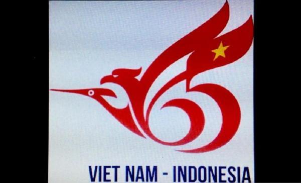Rayakan 65 Tahun Hubungan Diplomatik, Indonesia-Vietnam Luncurkan Logo Baru
