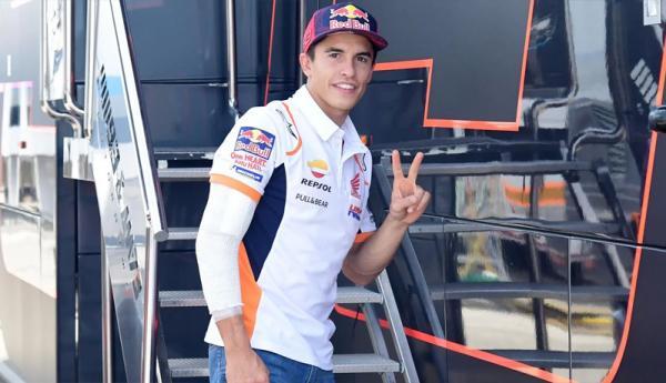 Tim Dokter Puas Lihat Pemulihan Cedera Marc Marquez