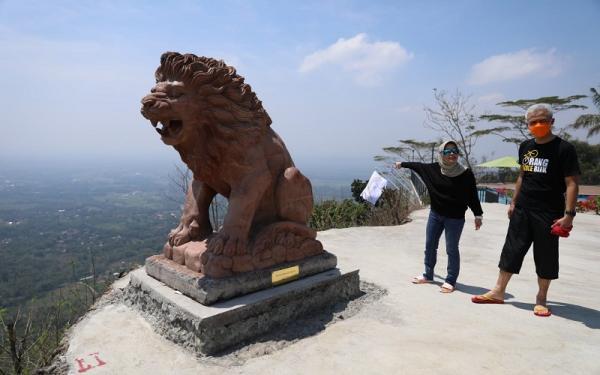 Magelang Punya Wisata Mata Langit, Pengunjung Bisa Lihat Yogya hingga 6 Gunung Sekaligus