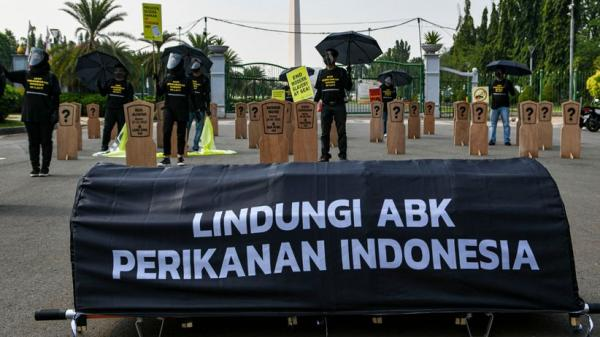 LPSK Dorong Kepolisian Selidiki Dugaan Perdagangan Orang terhadap 155 ABK WNI