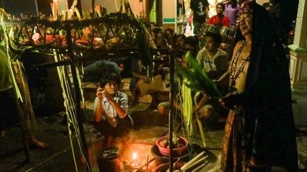 Suku Dayak Pastikan Kegiatan Budaya Adat dan Keagamaan Sesuai Protokol Kesehatan