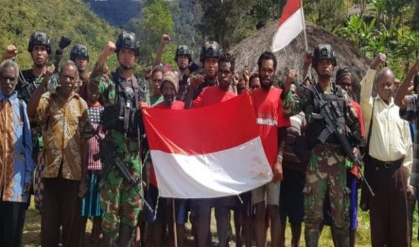 Bupati Minta Warga Bantu TNI-Polri Ungkap Kasus Penembakan di Distrik Ilaga