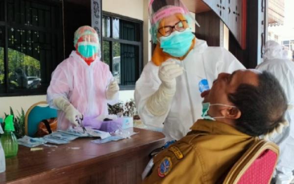 Positif Covid-19 di Kalbar 1.620 Orang, Pasien Meninggal 16 Orang per 28 Oktober