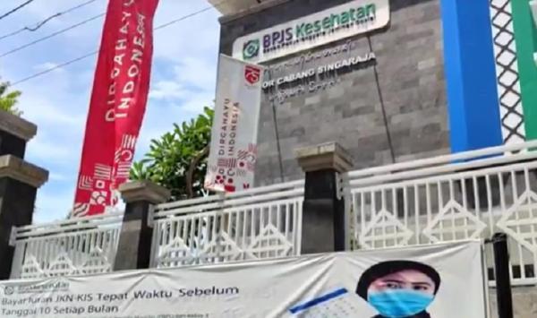 Kantor Bpjs Kesehatan Singaraja Bali Tutup 1 Pegawai Positif Covid 19 Bagian 1