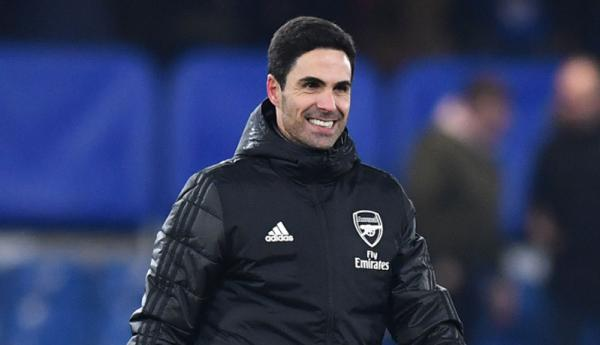Arsenal Hajar Molde, Mikel Arteta Pilih Pepe Jadi Man of The Match
