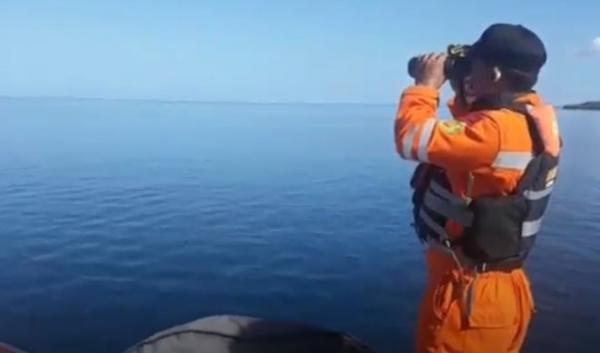 Kapal Terbakar di Perairan Talaga Buton Selatan, 1 ABK Tewas, 4 Hilang