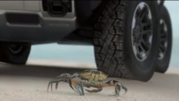Mobil Hummer Terbaru Bisa Berjalan Miring seperti Kepiting, Meluncur 10 Oktober 2020