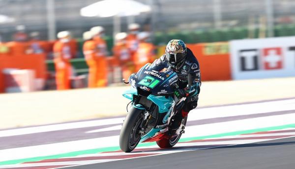 Hasil MotoGP Teruel 2020: Franco Morbidelli Raih Kemenangan Kedua