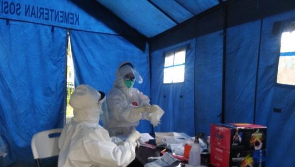 Pemprov Lampung Akan Pasang Tenda Darurat Jika Pasien Covid Penuhi Rumah Sakit