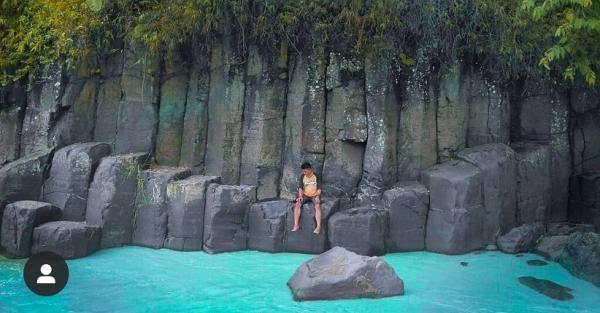 5 Tempat Wisata di Garut Tereksotis, Nomor 2 Seru Berenang di Tengah Kawah