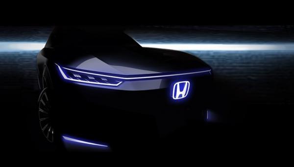 Sebar Teaser, Honda Bakal Luncurkan Mobil Listrik Pertama di China