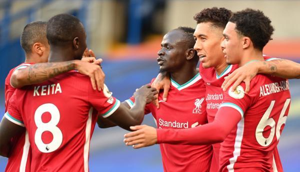 Liverpool Bantai 10 Pemain Chelsea