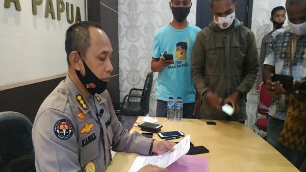 Kasus Video Mesum Mantan DPRD Mimika, Polisi Tetapkan 5 Tersangka
