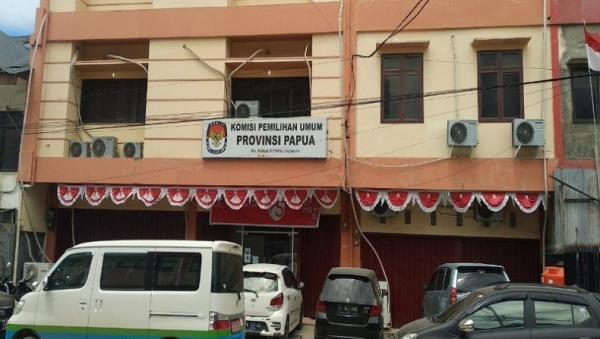 Awal 2021, KPU Papua Akan Gelar Pleno Rekapitulasi Pilkada Susulan