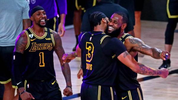Lemparan 3 Poin Anthony Davis Bawa Lakers Ungguli Nuggets 2-0