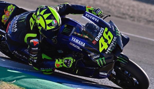 Valentino Rossi Belum Menyerah Kejar Gelar Juara Usai Tampil Buruk di Sirkuit Misano