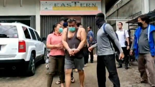Gerebek Tempat Laundry, BNN Tangkap Anggota DPRD Kota Palembang