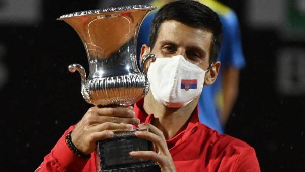 Novak Djokovic Juara Italian Open untuk Kelima Kalinya