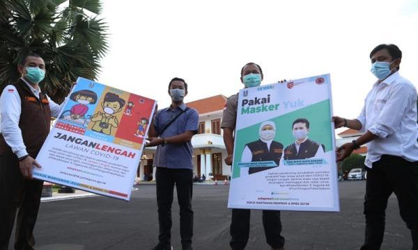 Gandeng Jurnalis, BPBD Jatim Kampanyekan Protokol ...