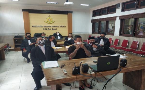 PN Denpasar Tiadakan Live Streaming Kasus Jerinx di Pemeriksaan Saksi dan Terdakwa