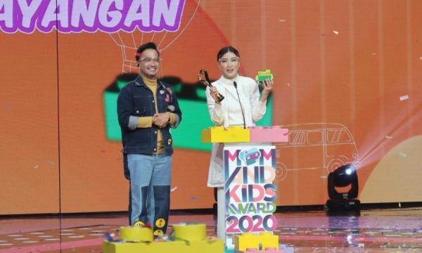 Daftar Lengkap Pemenang Mom and Kids Awards 2020, Keluarga Ruben Onsu Borong Piala