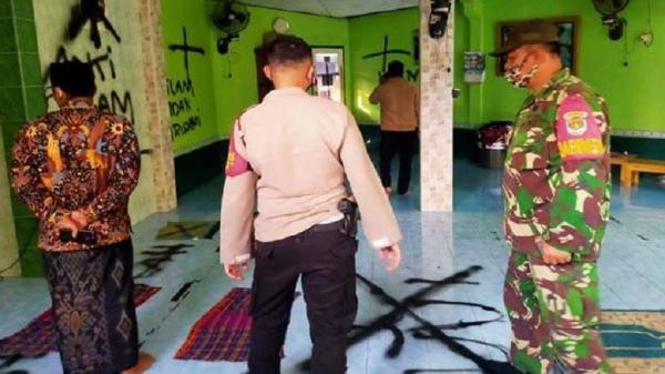Ditangkap Polisi, Pelaku Vandalisme Musala di Tangerang Terpelajar dan Waras