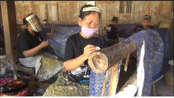 Industri Batik di Kulonprogo Mulai Menggeliat di Tengah Pandemi Covid-19