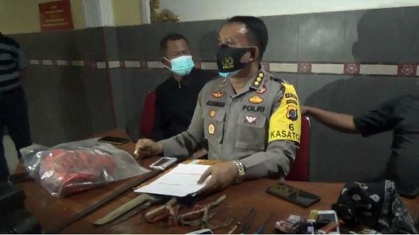 Polisi Tangkap 13 Provokator Pembakaran Rumah di Kupang dan Tersangka Pembunuhan