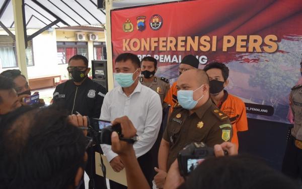 Sempat Buron 6 Tahun, Tersangka Kasus Korupsi Pupuk Subsidi Dibekuk Polres Pemalang