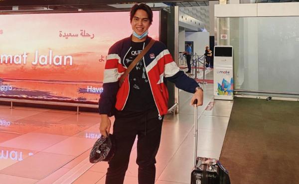 Potong Rambut Gondrong Sebelum Berangkat ke London, El Rumi: Berasa Kayak Anak SMA