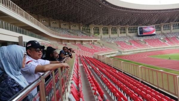 Uji Coba Stadion Lukas Enembe Dibuka dengan Laga Persipura Jayapura vs PON Papua