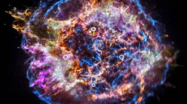 NASA Ubah Gambar Luar Angkasa Menjadi Musik