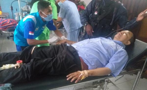 Anggota TGPF Intan Jaya Sukses Jalani Operasi Angkat Proyektil Peluru