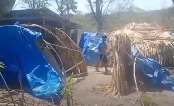 Warga Besipae NTT Diserang Massa Desa Tetangga, Puluhan Luka dan Tenda Dirusak