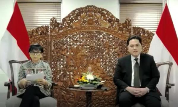 WHO Apresiasi Langkah Erick Thohir Atas Keterlibatan Indonesia Tangani Covid-19